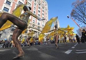 В Нью-Йорке на параде обнаружили конфетти из обрезков секретных документов полиции