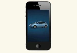 Nissan одним из первых запустил рекламу на iAd