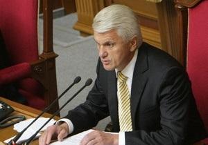 Партия регионов отказывается голосовать за отставку Литвина