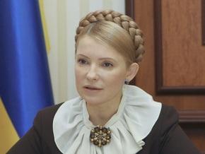 Тимошенко считает экономически обоснованным курс 6,57 грн за доллар