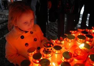 В ПР заявили о возможном пересмотре закона по Голодомору