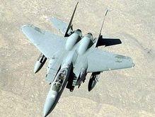 В США разбился тактический истребитель F-15