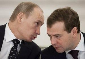 Помощник Медведева: Рассуждать о возможных кандидатах в президенты РФ нет смысла