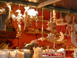 В Риге начинается сезон рождественских ярмарок