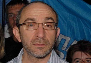 Кернес раскритиковал протестующих около Качановской колонии: В войну никто играть не позволит