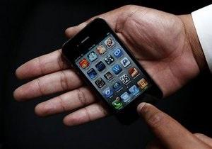 Во Львовской области задержали партию контрабандных iPhone4