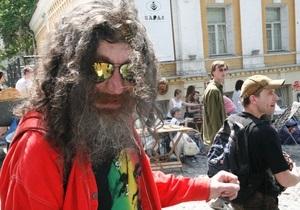 В Киеве пройдет Марш свободы за реформы в наркополитике