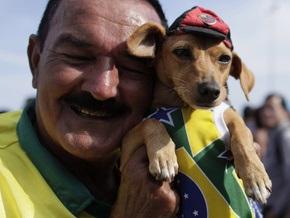 Фотогалерея: Рио-де-Жанейро завоевало олимпиаду