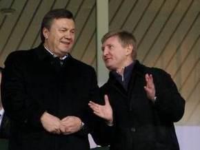 Чорновил: Янукович плюет в сторону Ахметова