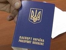 Луценко: Эксперимент удался. Паспорта будут оформлять за день