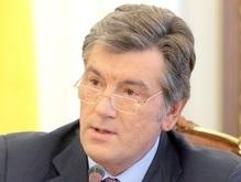 Ющенко назвал разговоры о силовом варианте страшилками