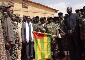 Малийские повстанцы подписали мирное соглашение с властями