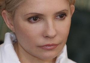 Тимошенко выдвинула Януковичу четыре требования