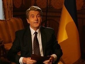 Ющенко назвал подчиненного  молдаванином
