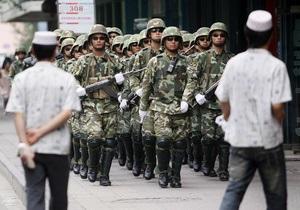 Сирийским повстанцам будут помогать китайцы-мусульмане
