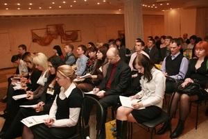 Витаминами для бизнеса зарядила днепропетровские компании конференция Marketing Drive