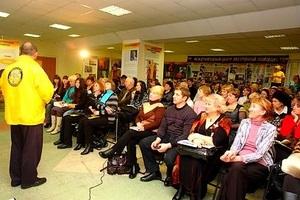 Во Всемирный день волонтёра в Благовещенске состоялось торжественное открытие Центра помощи Транссибирского тура доброй воли