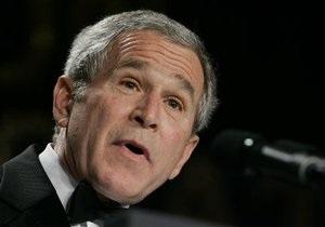 Бывший канцлер Германии уличил Буша во лжи