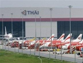 АэроСвит отменил рейс в Бангкок