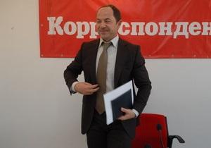 Партия Тигипко решила провести праймериз