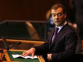 Медведев: В августе 2008 мир был близок  к масштабной войне