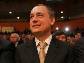 Мартыненко ответил Ющенко: Хватит считать, что все в мире происходит по вашей воле