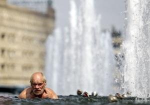 В Москве побит температурный рекорд, державшийся 70 лет