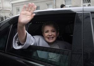 Пресс-секретарь Тимошенко объяснила, почему экс-премьер не поехала голосовать