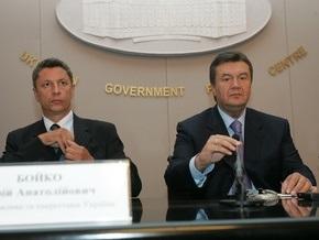 Дело: Бизнесмены из Партии регионов восстали против социальных инициатив Януковича