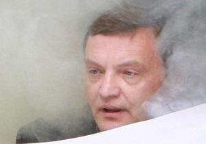 Адвокат: Грымчака госпитализировали в предынсультном состоянии