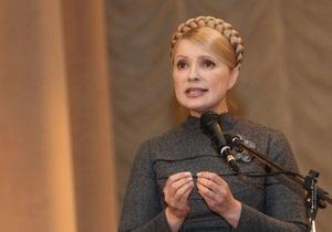 Тимошенко: Янукович не понимает, в какой части мира его собственная страна находится