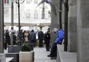 Экономический кризис - Италия - МВФ - МВФ увидел риски для капитала итальянских банков