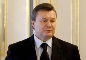 Янукович внес в Раду кандидатуру на пост главы СБУ