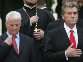 Кравчук: Ющенко стал техническим кандидатом Януковича, чтобы чернить Тимошенко