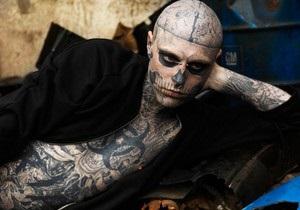 В Киев едет Zombie Boy