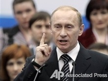 Сегодня Госдума рассмотрит кандидатуру Путина