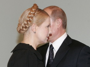 Тимошенко рассказала, о чем говорила с Путиным
