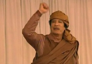 Силы Каддафи захватили город Адждабия