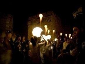 Города Израиля погасили огни, присоединившись к  инициативе Час Земли