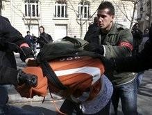 Во Франции студенты протестуют против реформы образования