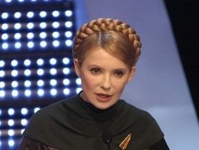 Тимошенко считает, что Янукович боится вступить с ней в прямую дискуссию