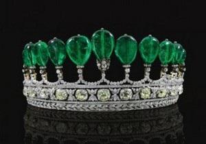 Диадема французской императрицы поставила рекорд аукционов