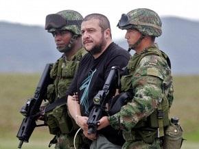 В США приговорен к 45 годам лишения свободы крупнейший колумбийский наркобарон