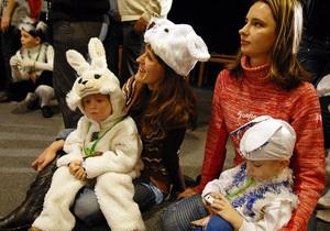 Digital-мамы. В Украине больше трех миллионов женщин-пользователей сети с маленькими детьми