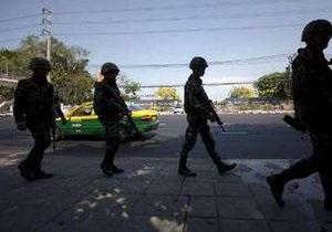 Таиландский спецназ окружил гостиницу с лидерами оппозиции