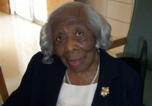 В США скончалась старейшая афроамериканка