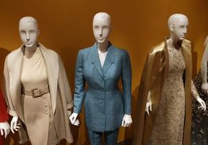 Костюм Хиллари Клинтон выставили в музее