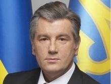 Ющенко поздравил иудеев с Новым годом
