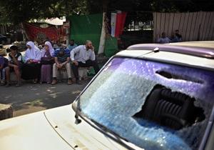 В Египте взорвали штаб-квартиру полиции: ранены минимум 16 человек