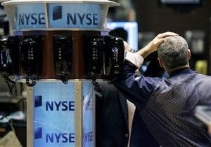 На нью-йоркской бирже включили запасные генераторы и возобновили работу